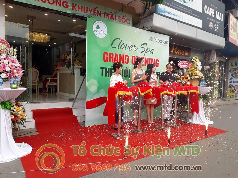Đơn vị cung cấp dịch vụ tổ chức sự kiện trọn gói hàng đầu tại Hà Nội