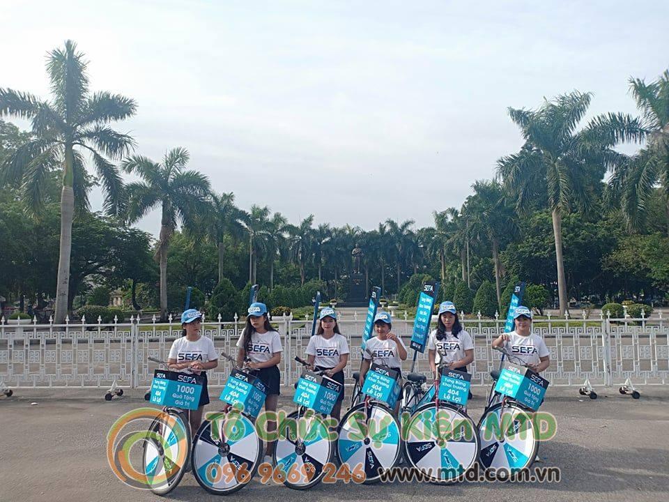 Công ty tổ chức sự kiện chuyên nghiệp, giàu kinh nghiệm tại Hà Nội